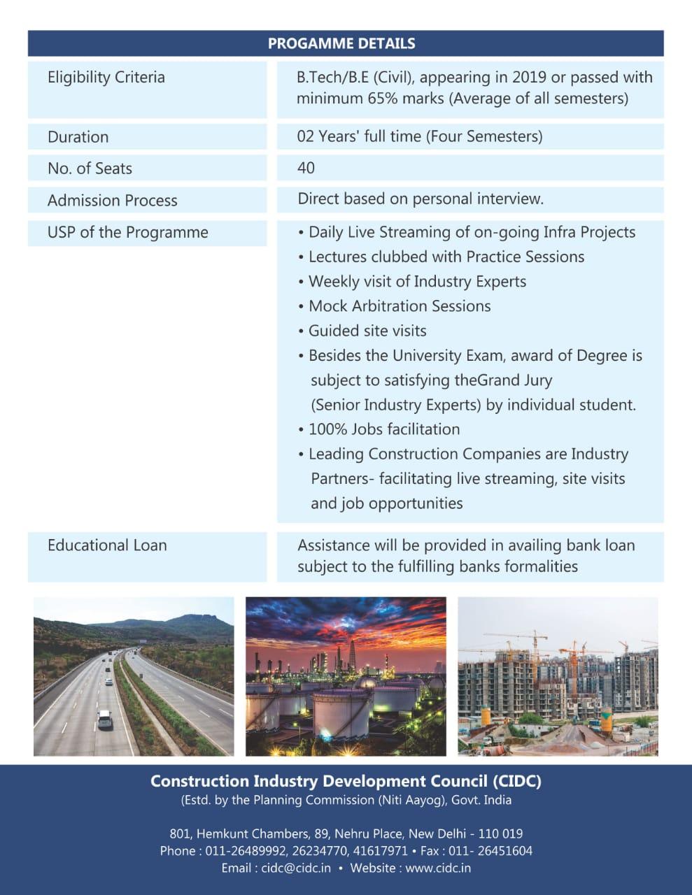 Construction Industry Development Council